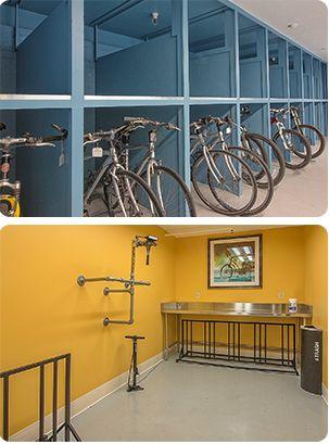 Bike Kitchen & Storage