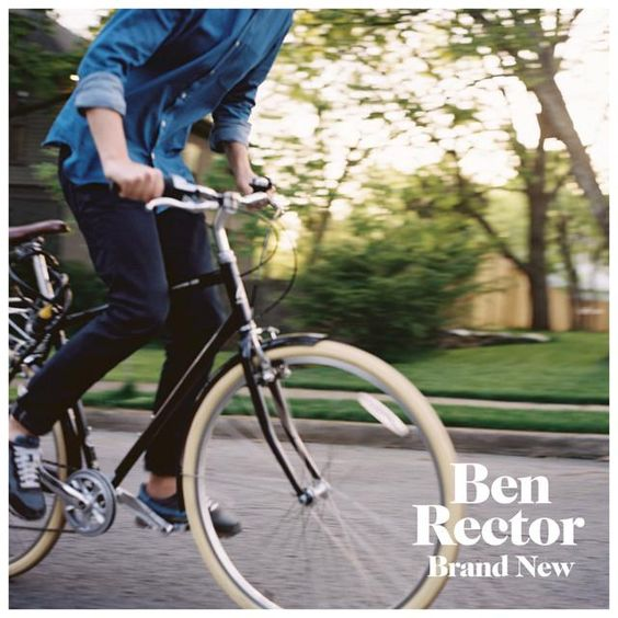 """Check out Ben Rector's album, """"Brand New"""" on Spotify!"""