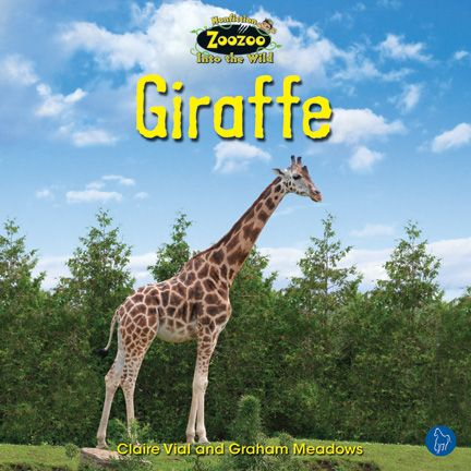 $4.25 Giraffe: Giraffes are really tall! With their necks and long legs, giraffes really stand out. What else makes a giraffe special?