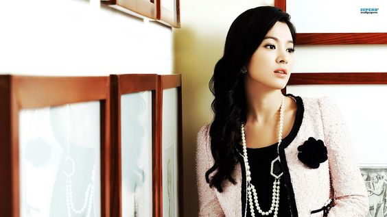 Song Hye Kyo wallpaper free