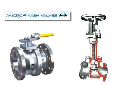 Check out world class #valves by #Microfinish Valves Inc