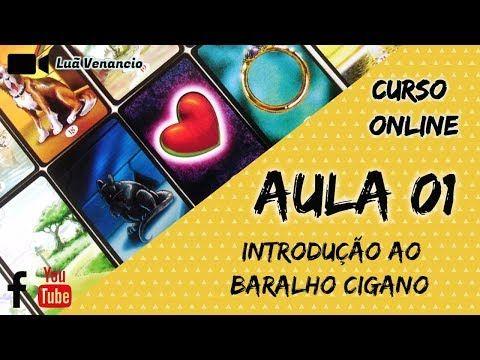 Mini Curso De Baralho Cigano Aula 01 Origem Escola Brasileira