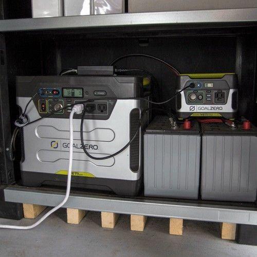 Yeti 1250 Portable Power Station Solar Generator Goal Zero Goal Zero Solarpanels Solarenergy So In 2020 Best Solar Panels Solar Generator Solar Energy Solutions