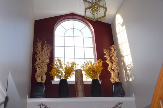 Foyer Window Quilt : Foyers front windows and the on pinterest