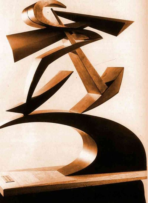 Dynamic of Boccionis fist by Giacomo Balla (c.1914)...