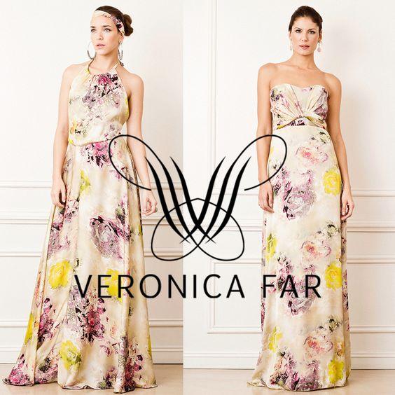 """#Summer2014 """"Vestido Monaco & Vestido Galtier"""" by #VeronicaFar #Moda"""