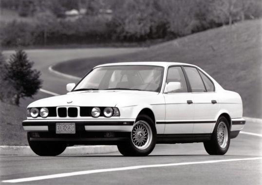 1988 93 Bmw 535i Sedan North America E34 12 1987 12 1993 Bmw 535i Bmw Bmw E34