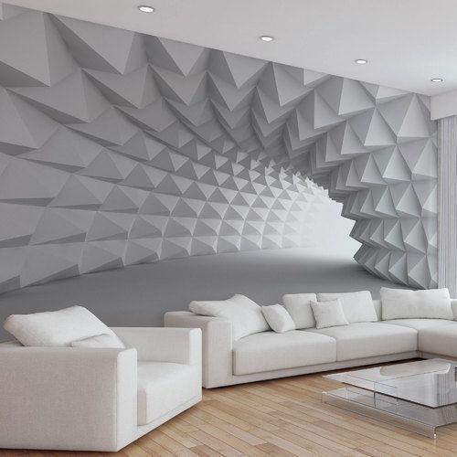 Download 600 Wallpaper 3d Interior Paling Baru 3d Wallpaper Living Room 3d Wallpaper For Bedroom Comfortable Bedroom Decor