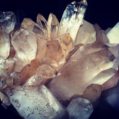 pure crystals