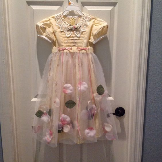 Fiberartgram: Easter Dress