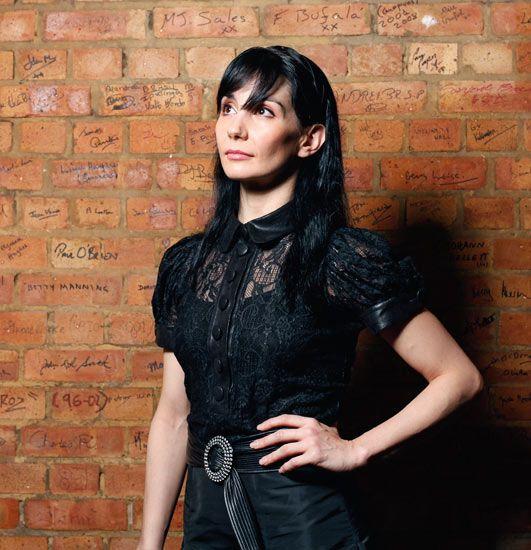Tamara Rojo  The artistic director and dancer.