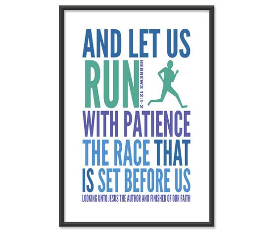 The race scriptures and christian on pinterest