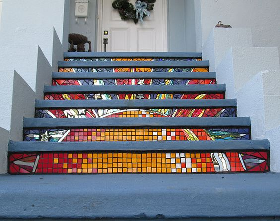 Dawn's Sunrise Staircase | Flickr - Photo Sharing!