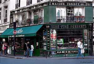 based in 1761 the famous candy and chocolate store a la mere de ...