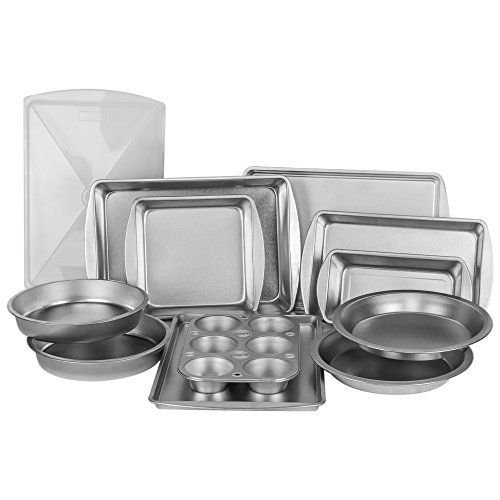 Ez Baker Bakeware Set With Images Bakeware Set Silicone