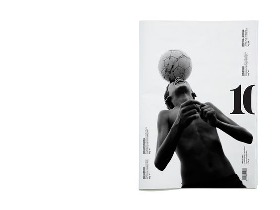 La10 - Soccer Magazine on Behance