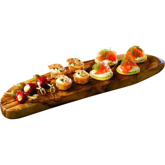 Pinterest the world s catalog of ideas for Canape serving platters