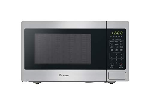 Kenmore Elite 70923 0 9 Cu Ft Small Compact 900 Watts Countertop