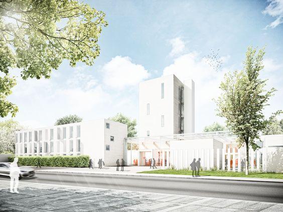 Joachim Herz Stiftung Hamburg RKW Rhode Kellermann Wawrowsky | 2011 Project website: http://www.rendertaxi.de/en/references/projects/00655.joachim-herz-stiftung-hamburg.html #office
