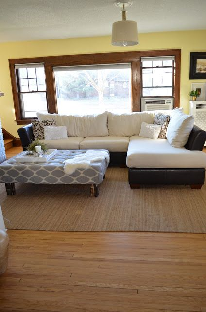 Inside-Out Design: How To Re-Cover Couch Cushions