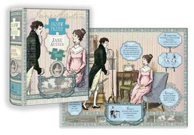I have this Jane Austen Puzzle!!!: