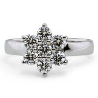Wedding Rings, Copo de nieve.