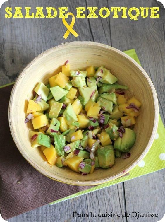 Une recette à base d'aliments exotiques anti-inflammatoires naturels en soutien à la lutte contre l'Endométriose.