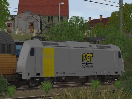 E-Lok BR 185.2 Railpool/PCT, Ep.VI