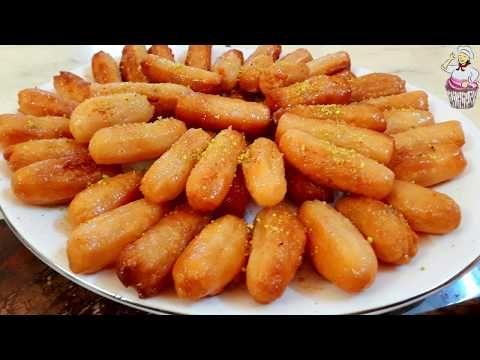 تسموها بلح الشام ولا طرمبه Food Pretzel Bites Bread