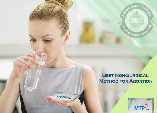 Sometimes due to the lack of medical knowledge about the procedure of reproduction, woman make love act and becomes pregnant. At that time, MTP Kit is the safest option to abort safely at home. To know more about it, visit medsmartdrugs.com