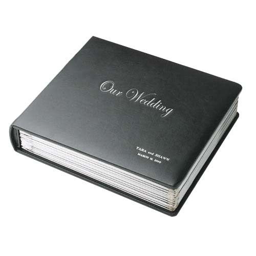 Sticky Art Leather Wedding Album Cover 500x500