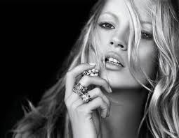 Kate Moss photographed by Nick Knight for David Yurman.