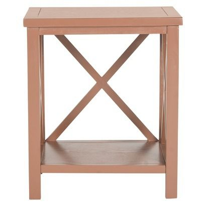 Safavieh Catania End Table --  I want these!!
