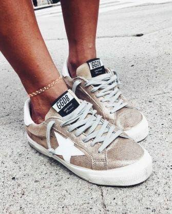 Girls shoes, Golden goose sneakers