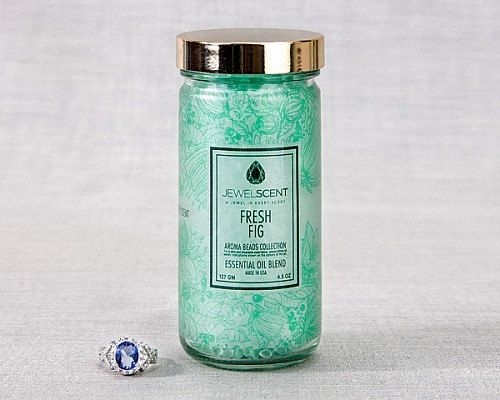 Scentual Aroma Beads with a fun ring surprise by JewelScent, $20.00