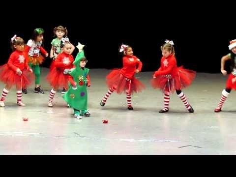 Hip Hop 1 Rockin Around The Christmas Tree Youtube Hip Hop Christmas Songs Christmas Concert Ideas Christmas Dance