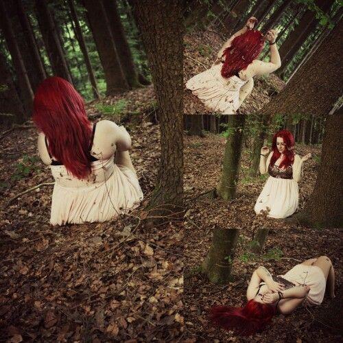 ❤photographie woods