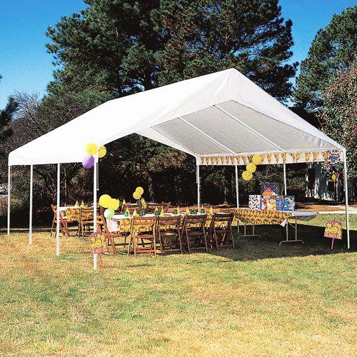 $389 King Canopyu0027s 18u0027 x 20u0027 Hercules 8-Leg Canopy | C&ing and Supplies | Pinterest | Canopy and Walmart & $389 King Canopyu0027s 18u0027 x 20u0027 Hercules 8-Leg Canopy | Camping and ...