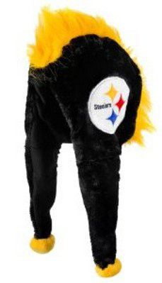 Pittsburgh Steelers Mohawk Hat | Pittsburgh Steelers, Mohawks and ...