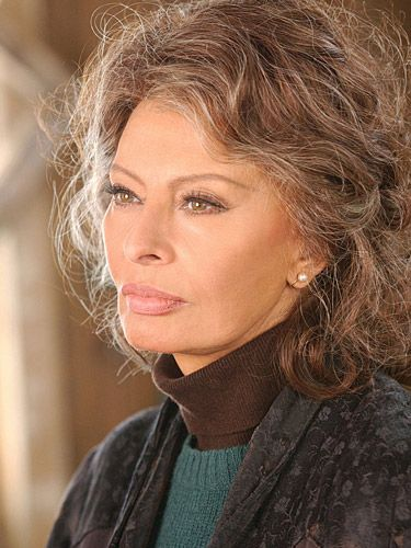 sophia-loren....this woman has been beautiful all of her life! And she definitely is as she ages!:
