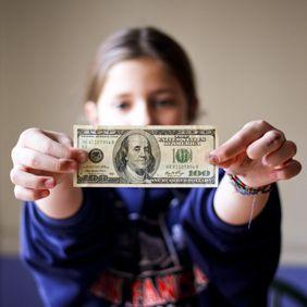 Teaching Kids the Spirit of Giving, Not Receiving- good ideas