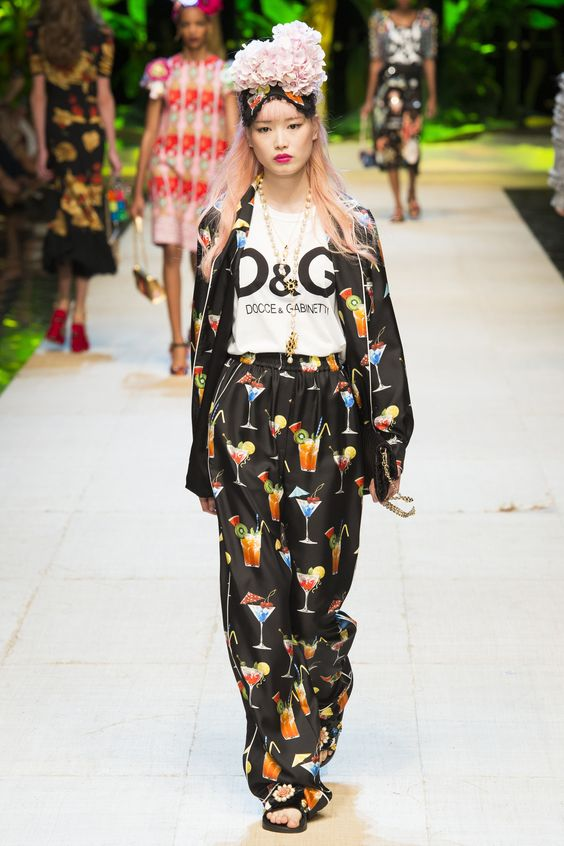 Défilé Dolce & Gabbana Printemps-été 2017 77