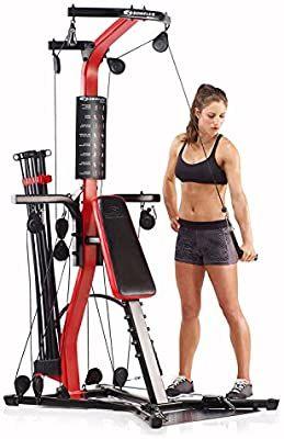 Amazon Com Bowflex Pr1000 Home Gym Sports Outdoors Bowflex Blaze Home Gym Equipment No Equipment Workout