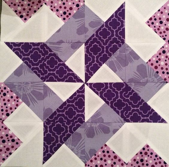 3 x 6 bee - Celeste's block | Flickr - Photo Sharing! Pattern: Starry Skyline by Diane Bohn fromblankpages...