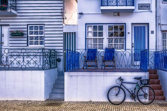 Fotografia La bicicleta de Uxio  na 500px
