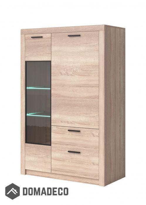Modern Dresser Double Stand