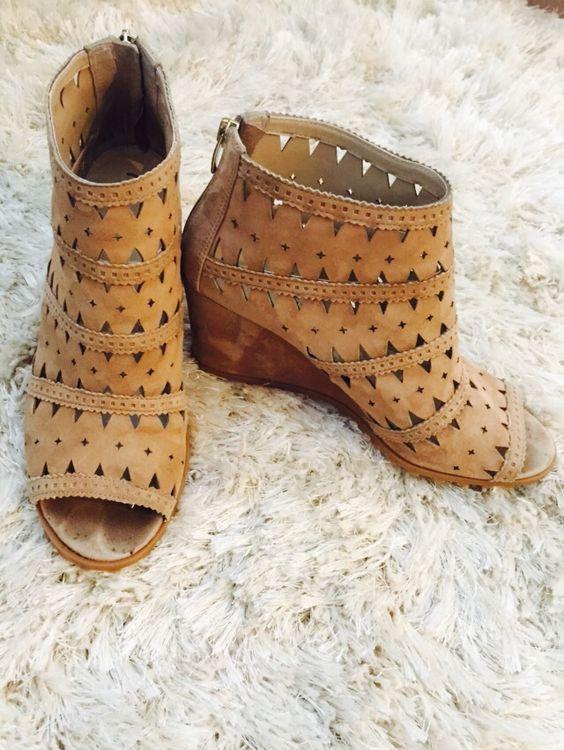 Dizzy Bohemian Shoes