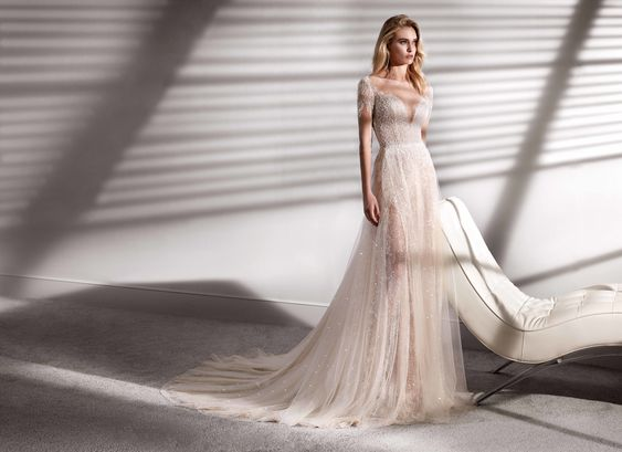 Nicole bridal spring 2020 Happily Ever Borrowed