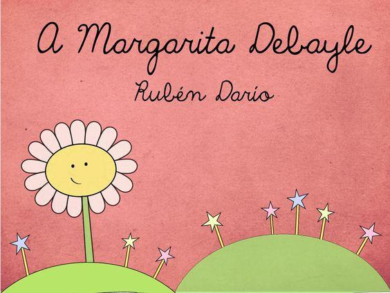 A Margarita Debayle. Cuento ilustrado en verso