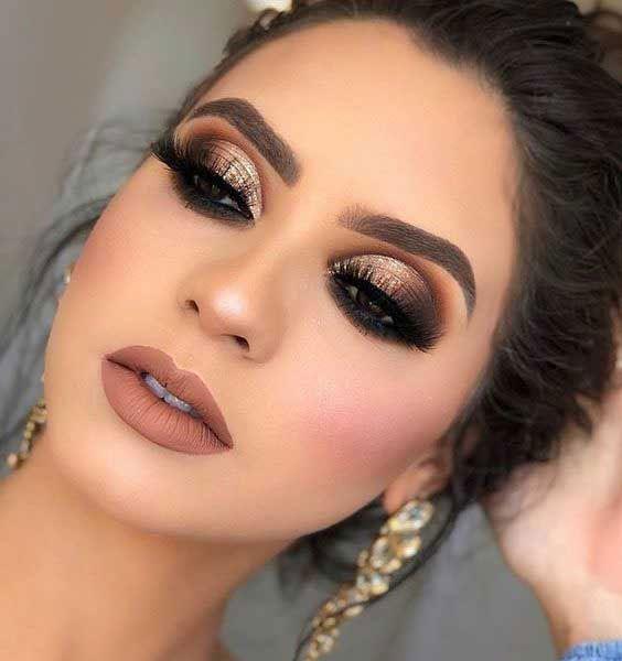 10 Ideas De Maquillaje De Ojos Para Fiesta De Noche En 2020 Maquillaje De Ojos Fiesta Maquillaje De Ojos De Noche Maquillaje Ojos Dorados